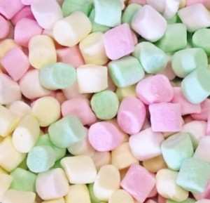 Pianki mini Marshmallow (500 g)